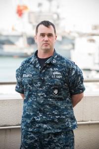 Petty Officer 2nd Class William McCracken